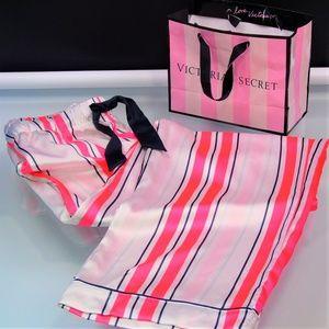 Victoria's Secret Women's Satin Pajama Bottoms